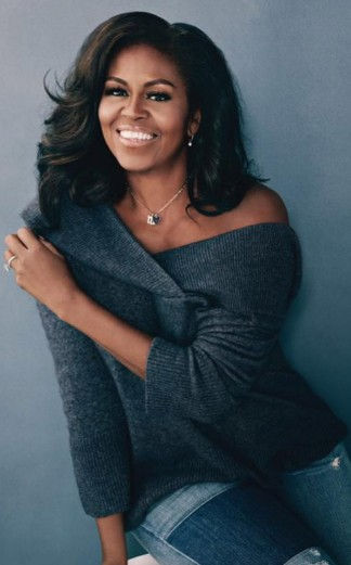 STYLE, CLASS AND BEAUTY-MICHELLE OBAMA IS THE WORLD'S MOST ADMIRED WOMAN
