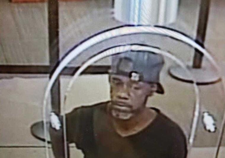 BANK ROBBER ARRESTED AFTER HE ACCIDENTALLY GAVE TELLER HIS NAME AND ADDRESS