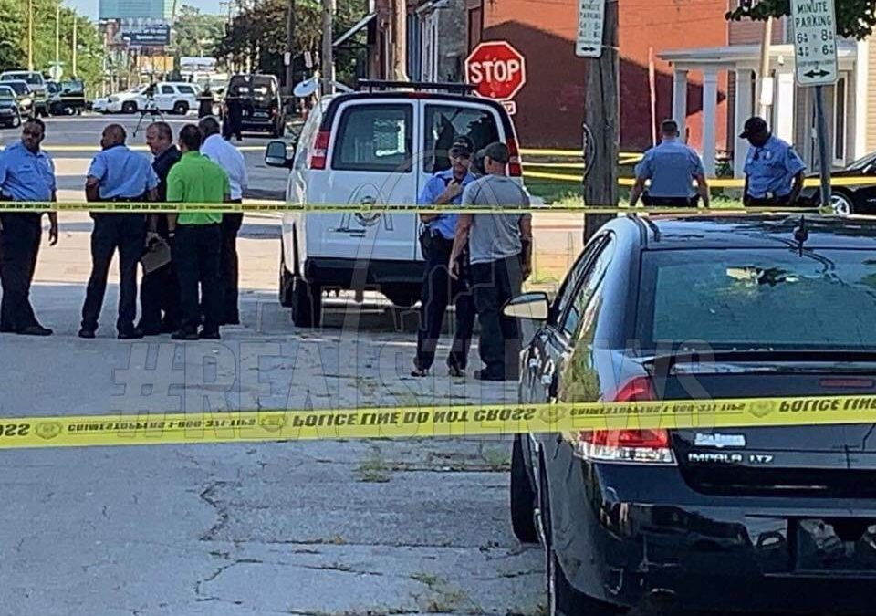 7 YEAR OLD DECEASED AFTER BEING SHOT IN THE CHEST IN NORTH ST. LOUIS, 18 YEAR OLD IN SERIOUS CONDITION