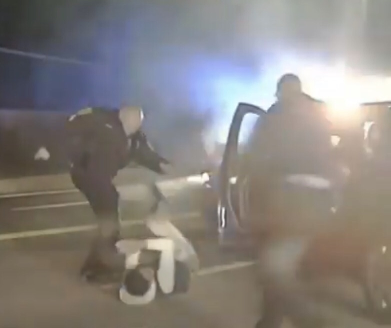 COP WHO RESIGNED AFTER KICKING SUSPECT, HIRED BY BRECKENRIDGE HILLS