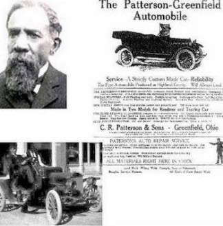 FORMER SLAVE-ONE OF THE FIRST AUTOMOBILE MANUFACTURERS