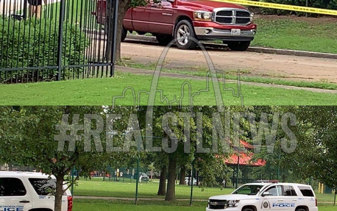 TWO BODIES FOUND IN BED OF TRUCK IN NORTH ST. LOUIS