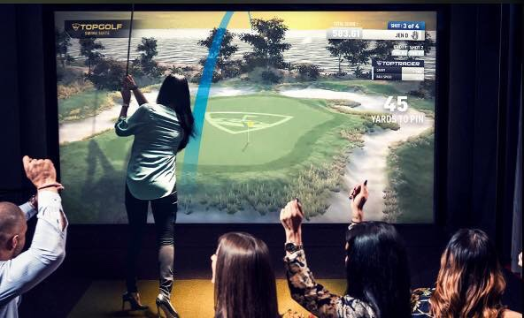 AMERISTAR ST. CHARLES TO ADD TOPGOLF SWING SUITES