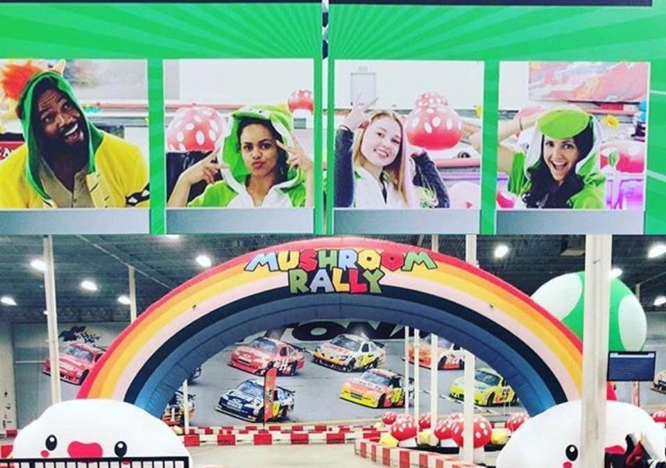 MARIO KART FAN? WANT TO RACE IN A REAL LIFE VERSION OF THE GAME? HERE IS YOUR OPPORTUNITY