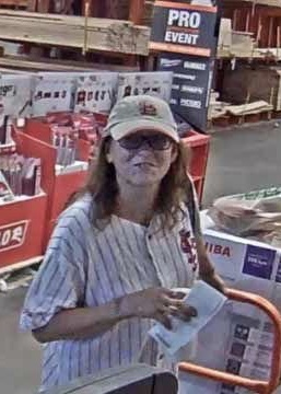 WOMAN WANTED FOR USING STOLEN CHECKS AND DEBIT CARDS