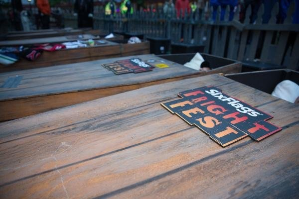Fright Fest 30-Hour Coffin Challenge Is Back
