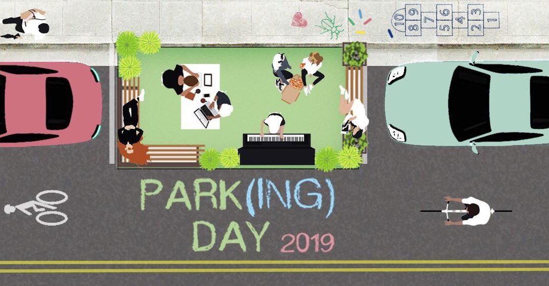 STL Park(ing) Day 2019