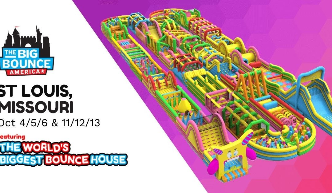 Big Bounce America 2019 | St Louis MO