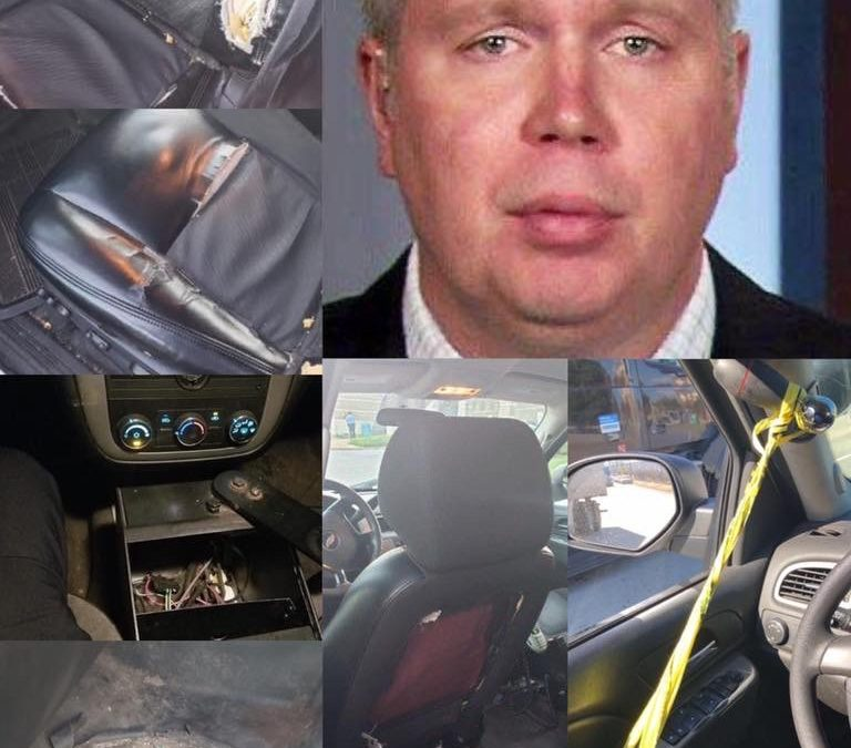 JEFF ROORDA GOES THROUGH GREAT LENGTHS TO STOP FUNDING FOR CRIME INITIATIVE