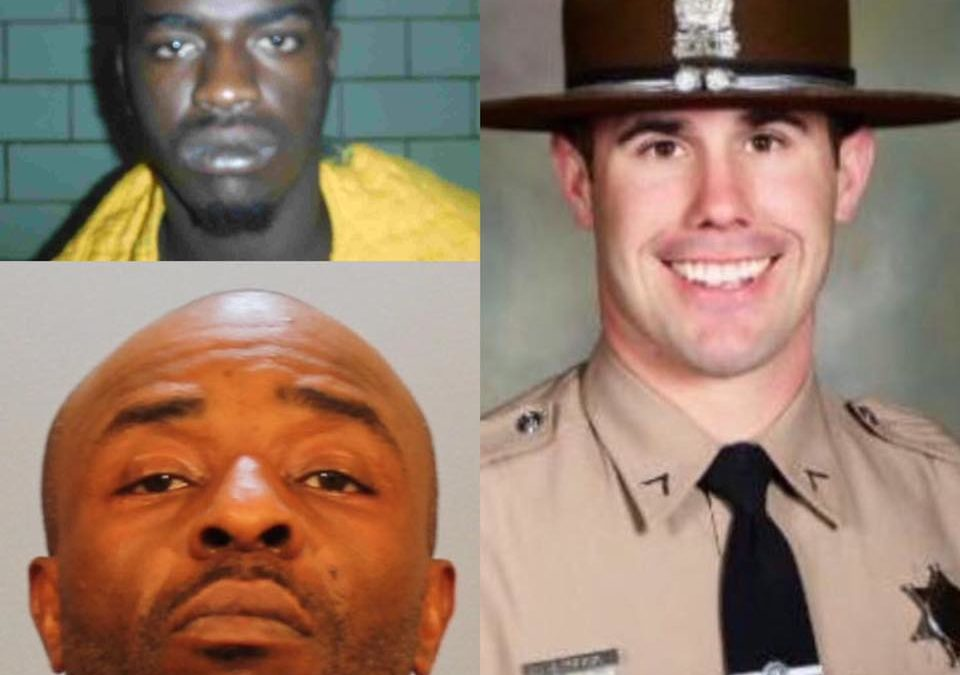 SECOND PERSON CHARGED AFTER SHOOTING DEATH OF ILLINOIS STATE TROOPER