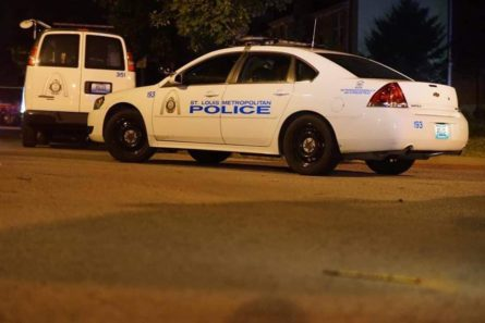 MAN SHOT AND CRITICALLY INJURED IN NORTH ST.LOUIS