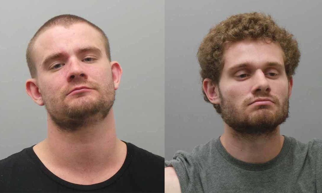 BROTHERS CHARGED AFTER FIRING SHOTS AT VEHICLE WITH KIDS INSIDE OVER ROAD RAGE