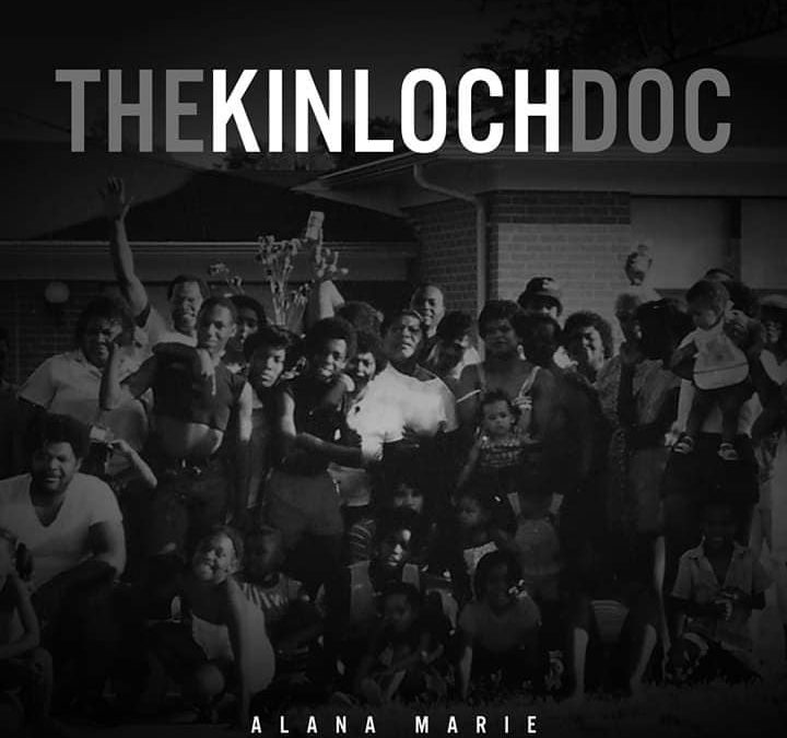 INDIE FILMMAKER ALANA MARIE SELLS OUT HER ROUGH CUT PRIVATE SCREENING OF THE DOCUMENTARY FILM THE KINLOCH DOC