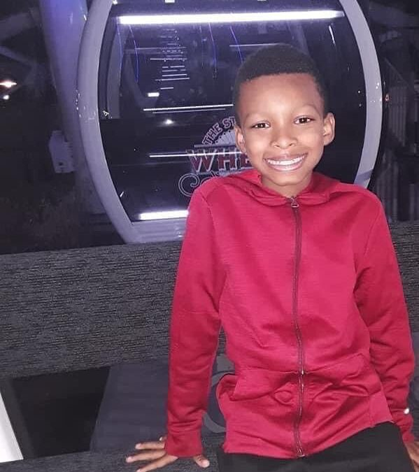 ARREST MADE FOR THE MURDER 9-YEAR-OLD CAION GREENE