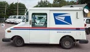 MAN SENTENCED TO FIVE YEARS FOR STEALING A POSTAL TRUCK