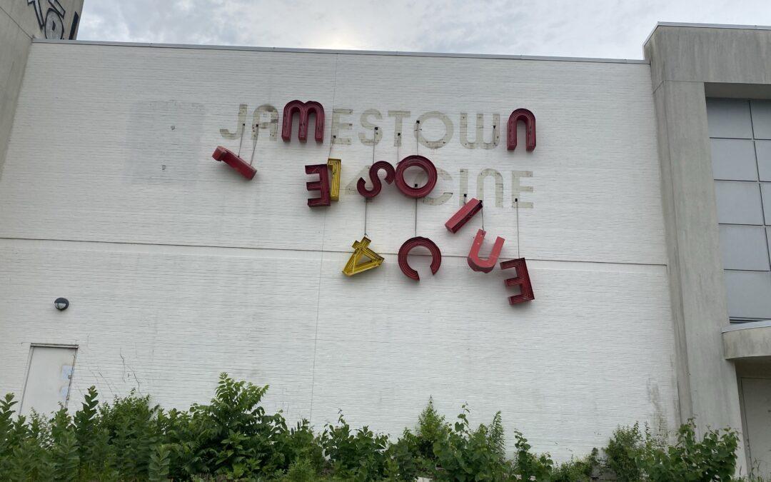 2 MILLION TAX PAYERS DOLLARS WASTED ON JAMESTOWN MALL