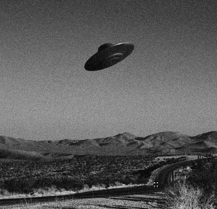 WHAT IN THE UFO IS GOING ON HERE?