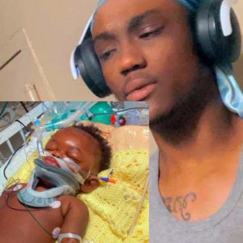 MAN ALLEGEDLY BEATS INFANT CHILD OVER DISTURBING HIM WHILE HE PLAYED A VIDEO GAME