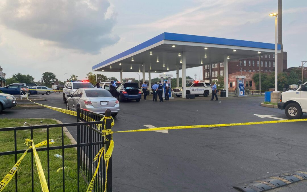 ANOTHER TEEN SHOT IN THE CITY OF ST.LOUIS