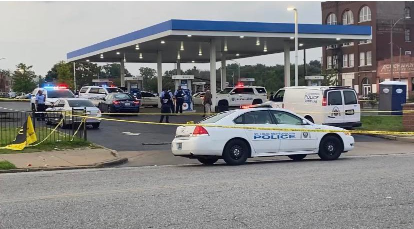 MAN SHOT AND KILLED INSIDE OF A DOWNTOWN LIQUOR STORE